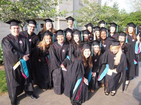 2013 cohort graduation pic